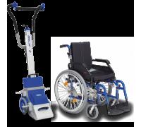 Подъемник в комплекте с фирменной коляской Sano PT Plus