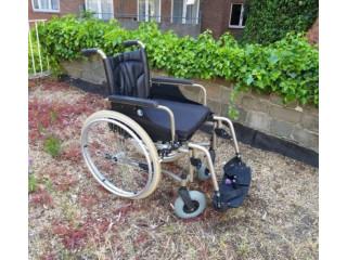 Обзор кресло-коляски Vermeiren V100