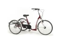 Трехколесные велосипеды Vermeiren для инвалидов